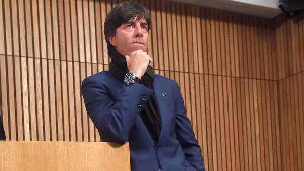 Joachim Low is wary of the threat Ireland will offer