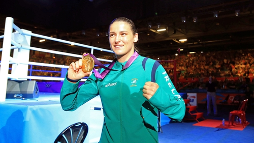 Katie Taylor's utter dominance of women's boxing has seen her claim the AIBA award on two previous occasions