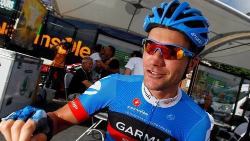 David Zabriskie is among those who will be banned for doping after testifying against Lance Armstrong