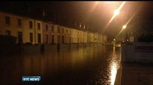 Flash flooding follows night of heavy rain