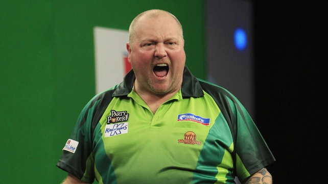 Andy Hamilton rallied back to beat Steve Beaton