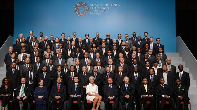 IMF and World Bank holding their annual meeting in Tokyo