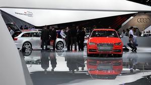 Audi's European sales dropped 8.9% in June
