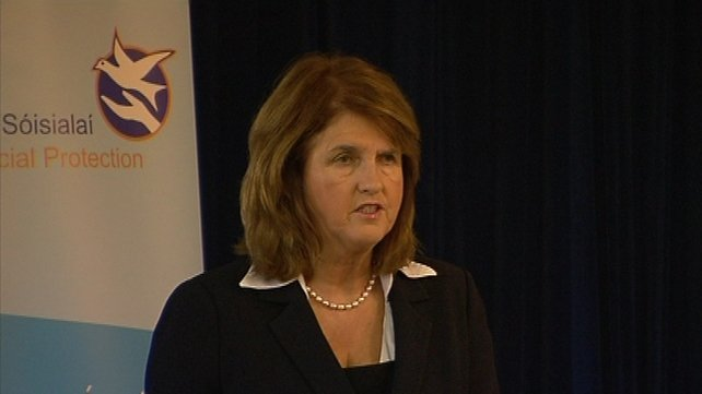 Minister Joan Burton says that jobs club will have a facility to help people to present themselves as the best possible candidate for the job they are going for