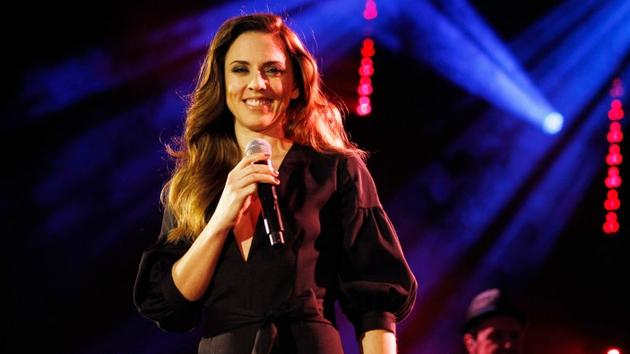 Melanie C talks Spice Girls, Olympics and Jesus Christ Superstar