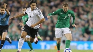 Aiden McGeady: 'I think Germany are going to run away with it but we've got a chance'