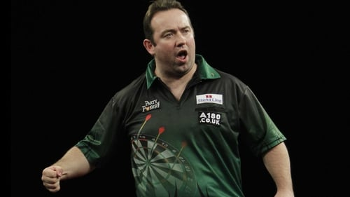 Brendan Dolan continues his march to the World Grand Prix final
