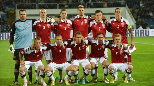 Denmark earned a valuable point in a 1-1 draw in Sofia