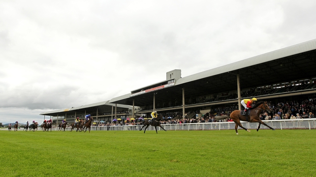 The Curragh witnessed an impressive display from War Command