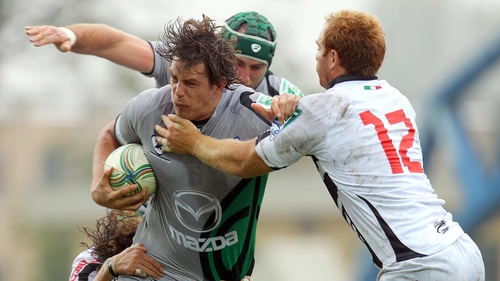 Connacht have beaten Zebre 19-10