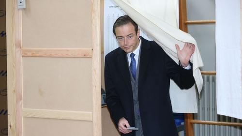 Bart De Wever was elected mayor of Antwerp