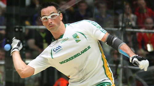 Paul Brady has reached the semi-finals at the World Handball Championships