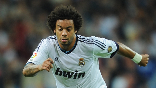 Marcelo is set to be sidelined for three months