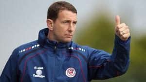 Ian Baraclough said that his time as Sligo boss had improved him as a manager