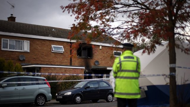 The house fire in Essex claimed five lives