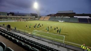 Ireland face Faroe Islands in Torshavn tonight