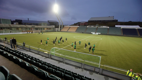 Ireland face Faroe Islands in Torshavn tonight