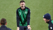 Ireland captain Robbie Keane says he is focused on getting 100% fit