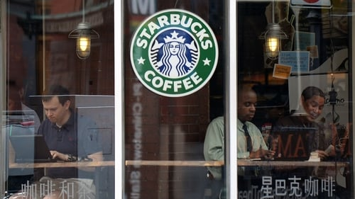 Starbucks has requested that customers leave their firearms at home
