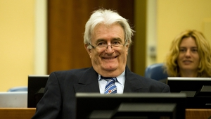 Radovan Karadzic faces a genocide charge relating to the Srebrenica massacre of 1995