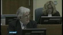 Radovan Karadzic tells war crimes trial he should be 'rewarded'