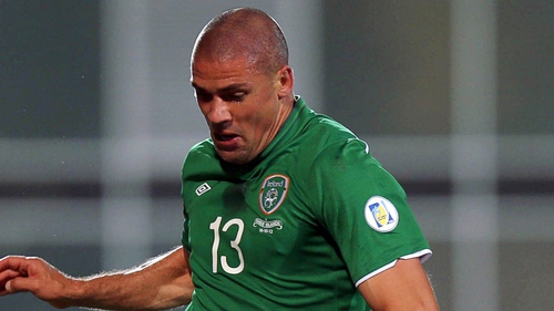 Jon Walters is expected to start from the bench against Sweden on Friday