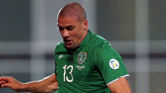 Jon Walters put Ireland 2-0 up