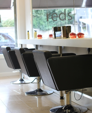 REDS hair salon at Revive in Milltown