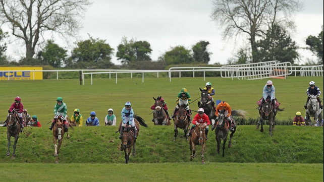 The Kildare venue will hope to beat the elements in order to stage the seven-race fixture