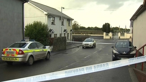 Shane Rossiter was shot dead in Golden, Co Tipperary on 17 October