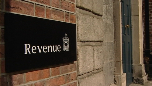 Revenue said the returns had to be filed online within one week