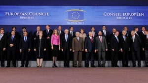 Meetings among EU leaders showed deep differences in individual positions ahead of the summit