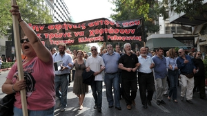 Unions in Greece will hold a 48-hour strike from tomorrow