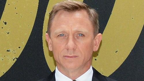 Daniel Craig is the highest-paid Bond