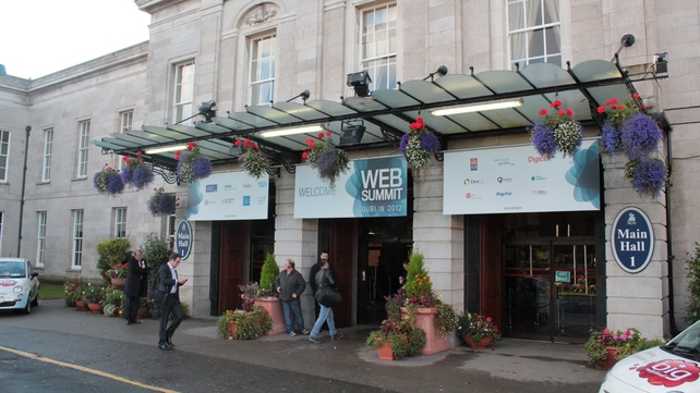 The Web Summit is expected to attract thousands of people to Ireland