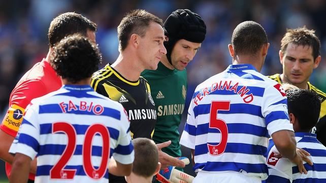 John Terry will serve a four game suspension