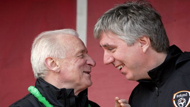 Giovanni Trapattoni and John Delaney - is there more to the FAI statement than meets the eye?