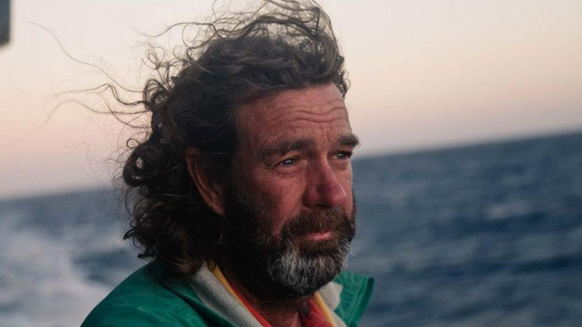 Glenn Ey was stranded for a week (Pic: New South Wales Police)