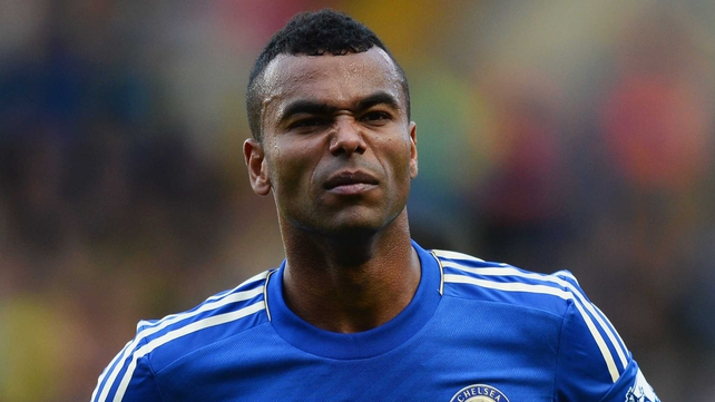 Ashley Cole apologised via his solicitor on the day the tweet was sent
