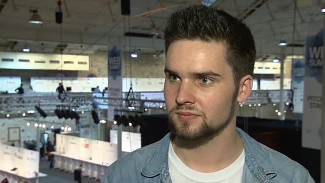 James Whelton, co-founder of CoderDoJo, on Forbes ''30 under 30'' list
