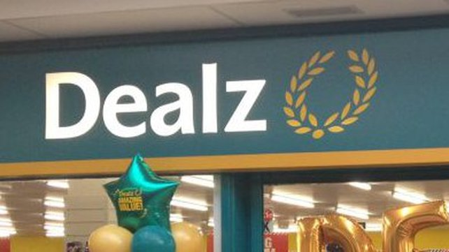 Dealz already has stores in 27 other locations around Ireland