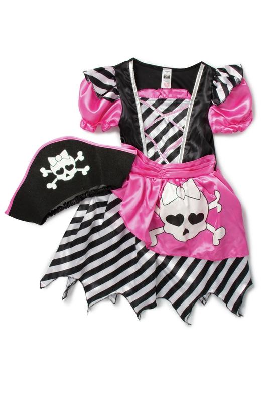 Pink Pirate Halloween Costume Pink Pirate Costume €15