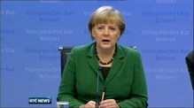 Merkel creates confusion over Irish hopes for debt deal