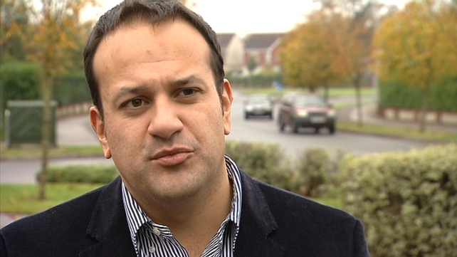 Leo Varadkar said the Irish Examiner headline did not reflect his views
