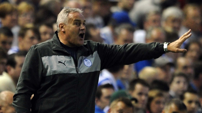 Dave Jones - 'And then (for the Leeds players) to go and wave at them... not in my book'