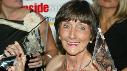 June Brown: 'I think I would have quite liked to have been a doctor'