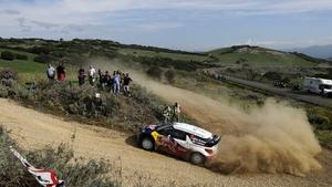 Mirko Hirvonen won the 2012 renewal of the Rally d'Italia Sardegna in Porto Cervo