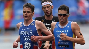 Jonny Brownlee: 'I am pleased the season's over, it's been a long year and I'm tired now'