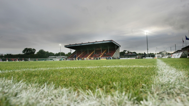 Longford Town's City Calling Stadium