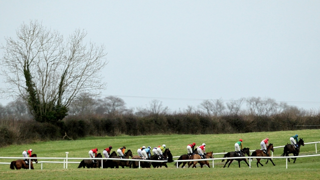 The Tipperary steeplechases have fallen prey to the weather